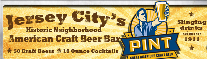 Image result for pint jersey city